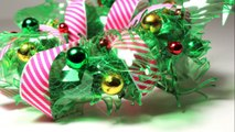 DIY Crafts for Christmas Wreath Recycled Bottles Crafts