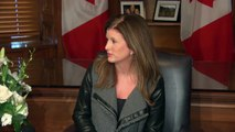 Opposition Leader reacts to anti muslim attacks in Canada