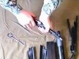 Оружие России Автомат специальный 9А-91
