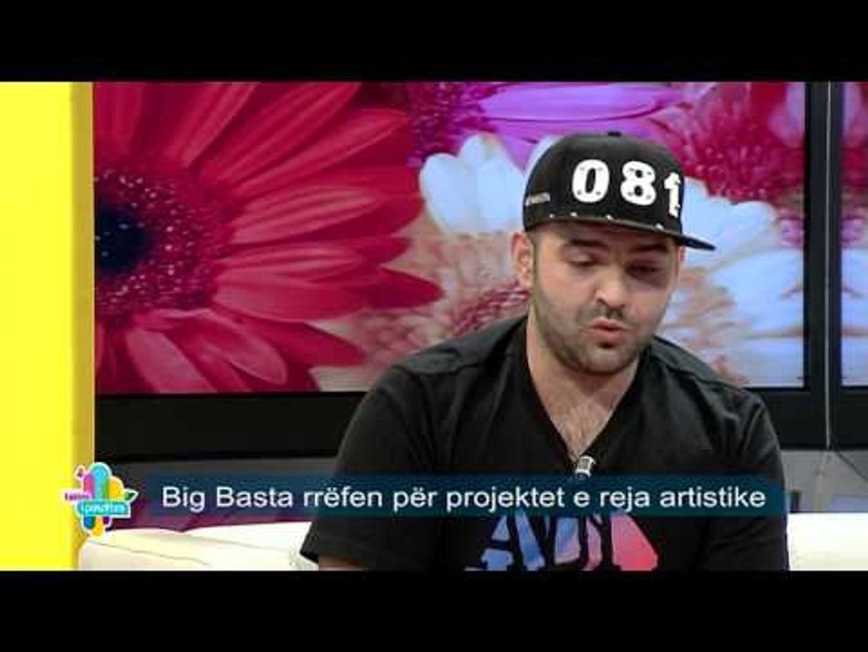 Takimi i pasdites - Big Basta rrefen per projektet e reja artistike! (30 prill 2015)