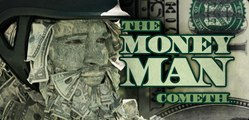 Money Man with Money Suit on Streets Giving Away Money Spreading Cash Socialy New Full Movie 2015