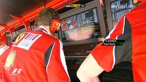 Formel 1 2010 GP10 - GB Silverstone - Rennen SKY