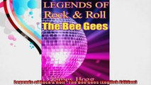 Legends of Rock  Roll  The Bee Gees English Edition
