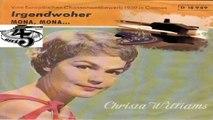 Irgendwoher/Mona, Mona - Christa Williams 1959 (Facciate:2)