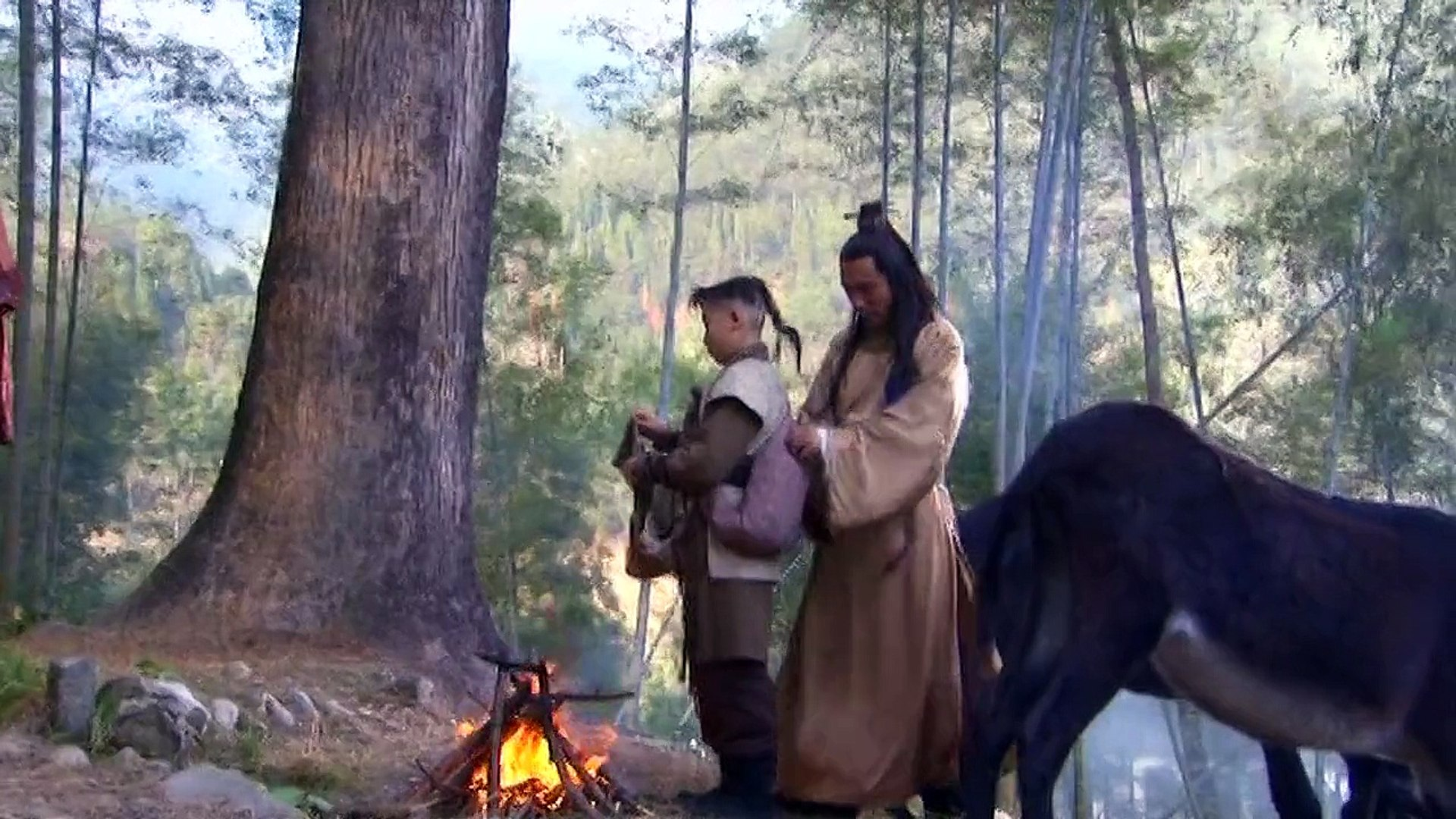 Episode 01 - The Return Of The Condor Heroes 2006 (神雕侠侣 - 第1集)
