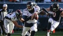 NFL Week 12 Sunday Statement: Osweiler's test vs. Patriots