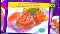 Emborg's Kitchen by Shireen Anwar Masala TV - Burger Patty Part 1