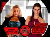 No Way Out | Trish Stratus vs Stephanie McMahon
