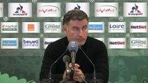 Foot - L1 - ASSE : Galtier «Le score est flatteur»