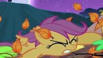 My Little Pony La magia de la Amistad Insomnio en Ponyville sound track español latino