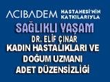 29 KASIM 2015 SAĞLIKLI YAŞAM DR. ELİF ÇINAR