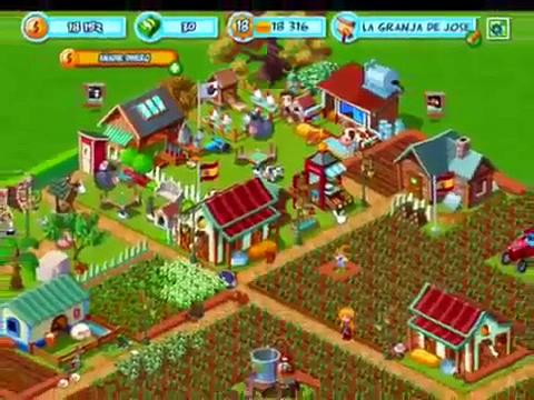 Farm Cartoon, Farm House Cartoon, Farm Animals Cartoon, Cartoon For Kids