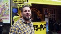 Colt Cabana quits Pro Wrestling to become a Comedian *Ed Fringe Comedy Short*