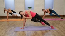 30-Minute Fat-Blasting Workout - Just in Time For the Holiday