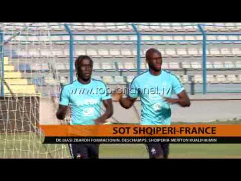 Sot Shqipëri-Francë - Top Channel Albania - News - Lajme
