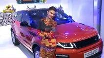 Jacqueline Fernandez Unveils Land Rover Evoque  Mango Bollywood
