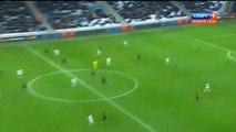 Georges-Kevin N'Koudou Goal - Marseille 3 - 3 Monaco - 29/11/2015