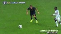Georges-Kevin N'Koudou GOAL _ Olympique de Marseille 3-3 AS Monaco 29.11.2015 HD