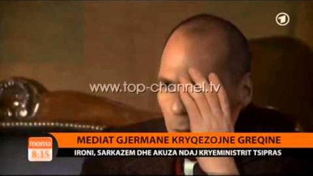 Mediat gjermane kryqëzojnë Greqinë - Top Channel Albania - News - Lajme