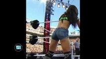 WWE Diva AJ Lee Hottest Booty Compilation - #7 [10 MIN]