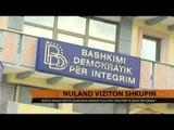 Nuland në Shkup: Tejkaloni dallimet dhe zgjidhni krizën - Top Channel Albania - News - Lajme