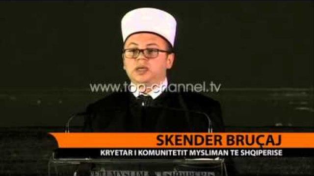 Nata e Kadrit, myslimanët kremtojnë në shesh - Top Channel Albania - News - Lajme