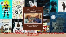 Read  Transitions Stories of how to help Mom and Dad with their stuff PDF Online