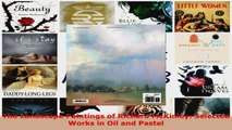 Read  The Landscape Paintings of Richard McKinley Selected Works in Oil and Pastel PDF Online