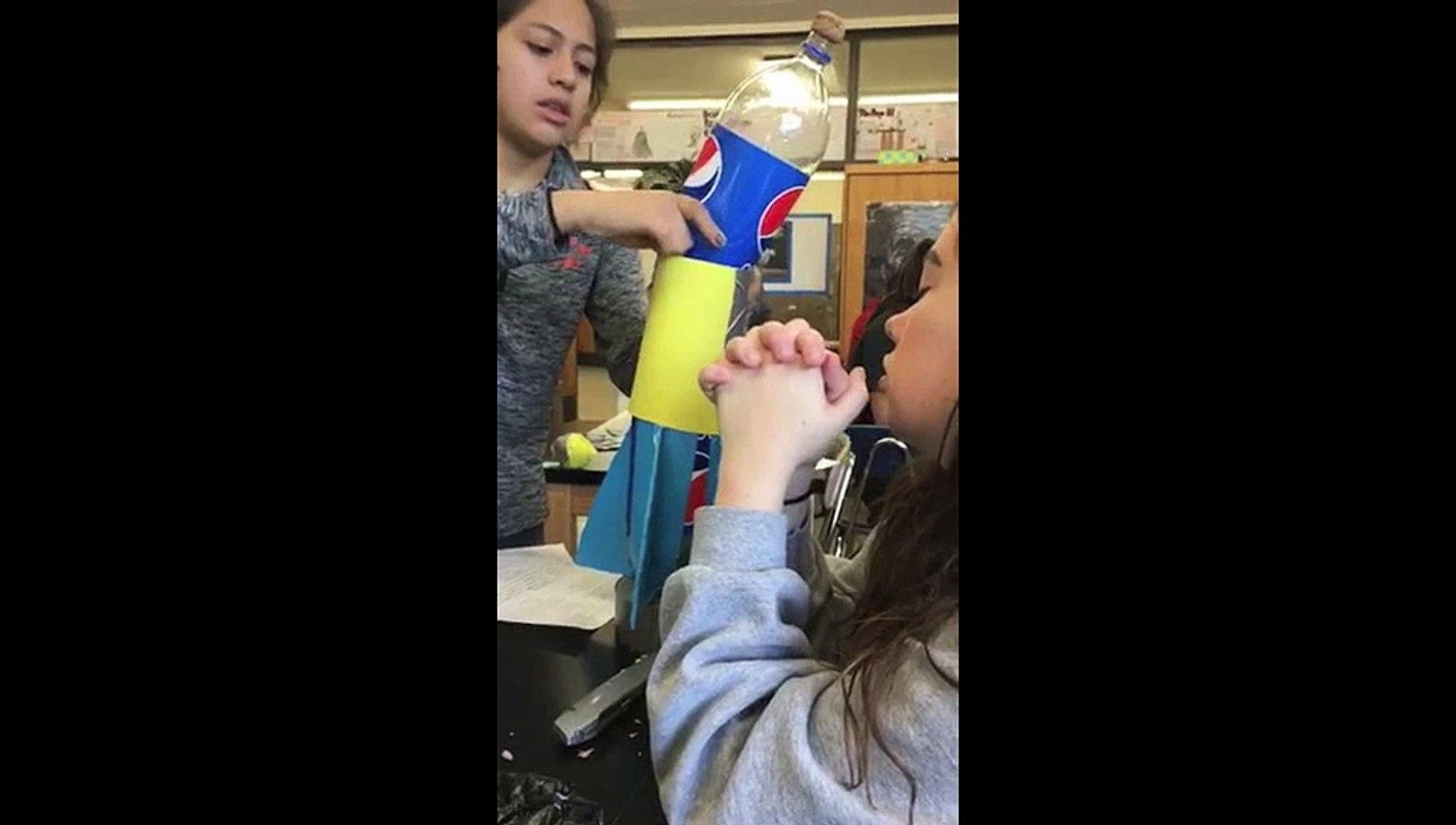 Water Bottle Rocket Project