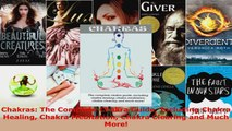 Download  Chakras The Complete Chakra Guide Including Chakra Healing Chakra Meditation Chakra EBooks Online