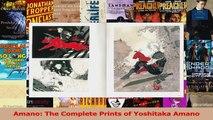 PDF Download  Amano The Complete Prints of Yoshitaka Amano Read Online