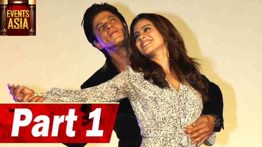 """Gerua"" SONG Launch Part 1 | Dilwale | Shah Rukh | Kajol | Varun Dhawan | Kriti Sanon | Events Asia"