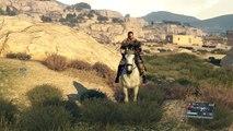 Metal Gear Solid 5 Phantom Pain Walkthrough Gameplay Part 4 Miller (MGS5)