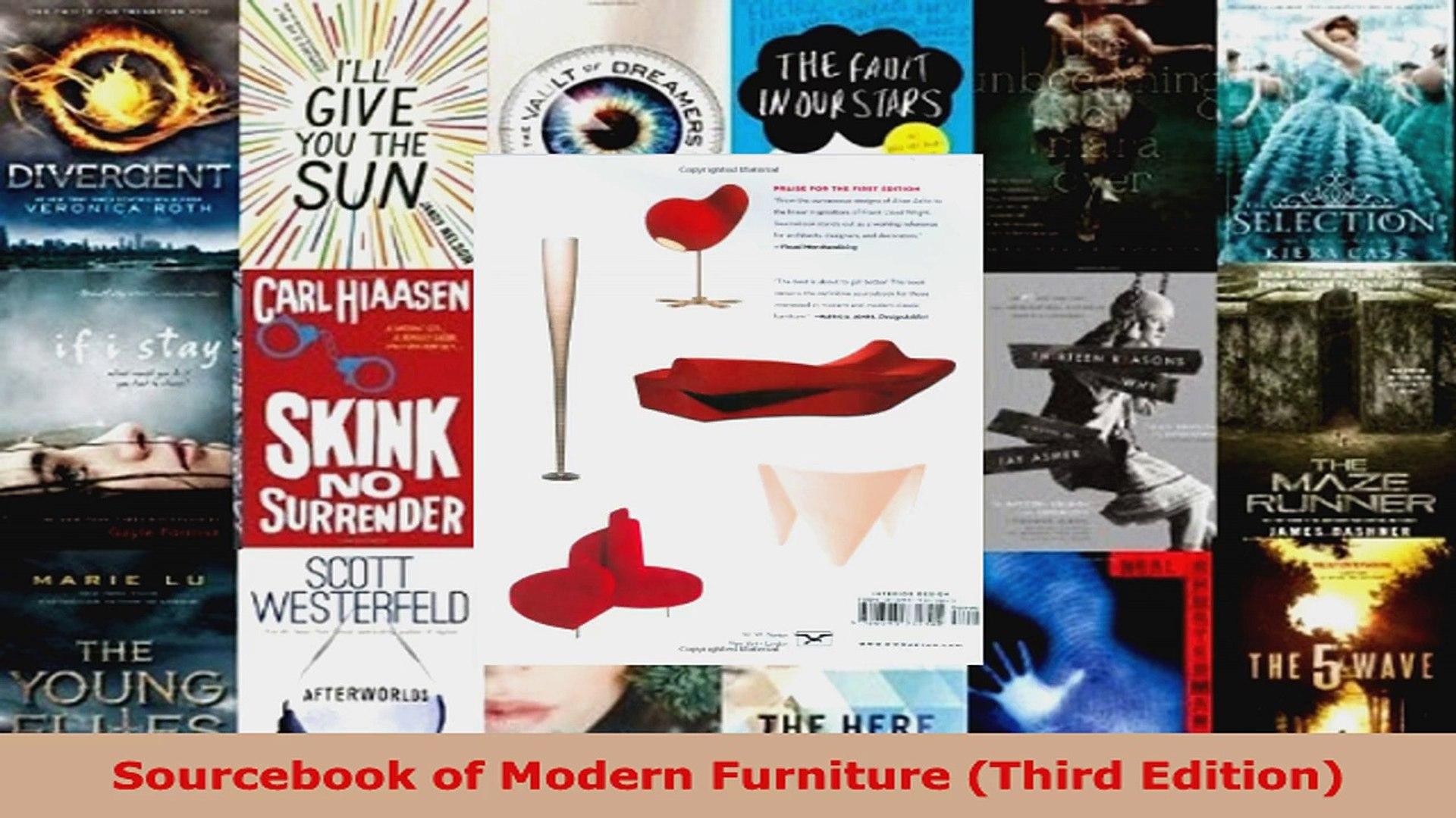 Groovy Read Sourcebook Of Modern Furniture Third Edition Ebooks Online Interior Design Ideas Grebswwsoteloinfo