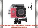 SJCAM? SJ4000 WiFi 1080P Full HD Action Camera Sport DVR 30M Waterproof 1.5 170? Wide Angle