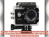 FLY-Shop? SJ4000 Spy Action Sports Cam Camcorder Camera DV video 1.5 inch Black 30m Waterproof