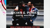Skins  Punks Lost Archives 19791985