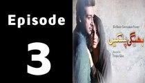 Bheegi Palkein Episode 3 Full on Aplus