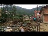 Përmbytjet në Tetovë (PA KOMENT) - Top Channel Albania - News - Lajme