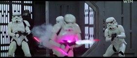 Retour vers La Guerre des Étoiles - Mashup entre Star Wars et Retour vers le Futur