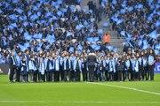 «La Marseillaise» chantée par 50 enfants