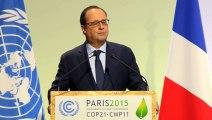 COP21 : les 3 conditions du succès selon François Hollande