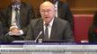Travaux de l'Assemblée : Audition de Michel Sapin sur le rapport du gouvernement au Parlement relatif aux nouveaux indicateurs de richesse
