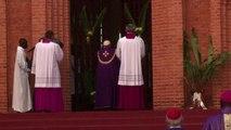 Il Papa ha aperto a Bangui la prima Porta Santa del Giubileo