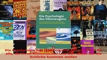 Die psychologie des überzeugens hörbuch download kostenlos