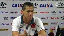 Jorginho confia em profissionalismo dos rivais para Vasco fugir da degola