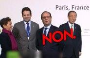 Quand François Hollande s'amuse avec les journalistes - ZAPPING ACTU DU 01/12/2015