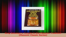 Download  King Solomons Temple in the Masonic Tradition Masonic Classic Series PDF Free
