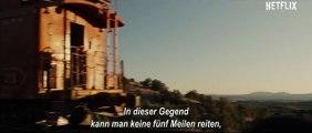 THE RIDICULOUS SIX Trailer Deutsche UT (2015) Adam Sandler Netflix Movie