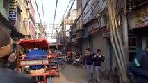 India Rickshaw Ride